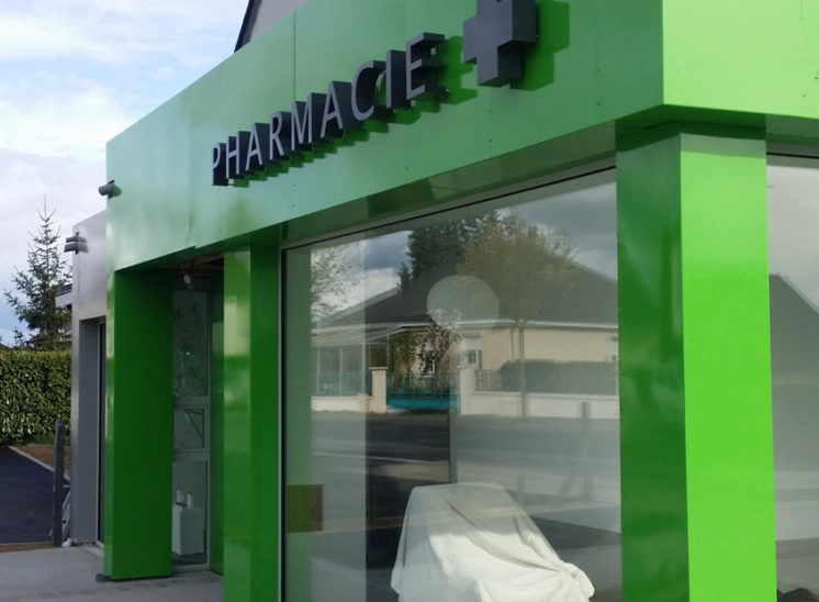 HABILLAGE PHARMACIE 5